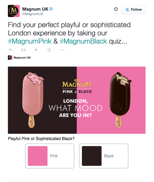 10 creative wins on Twitter in April