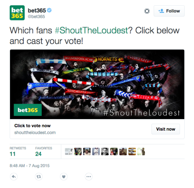 10 creative wins on Twitter in August