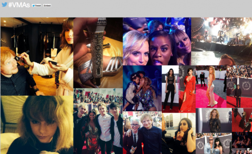 2014 #VMAs