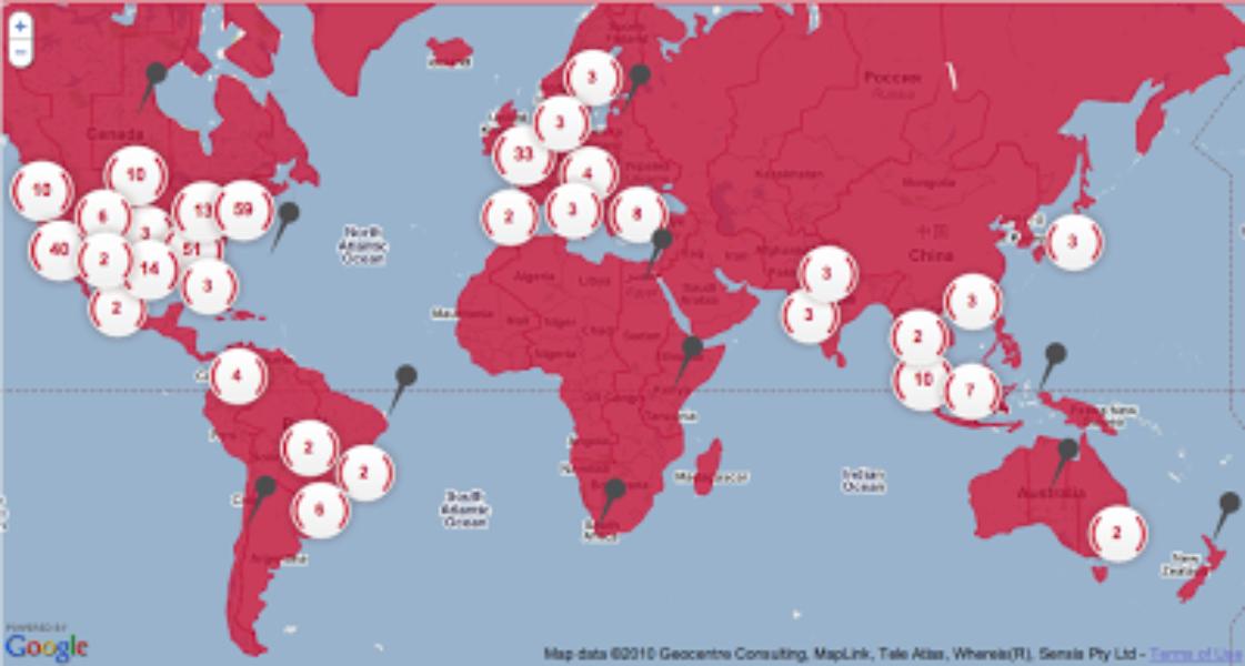 2015年の世界エイズデーでは何をツイートするでしょうか?