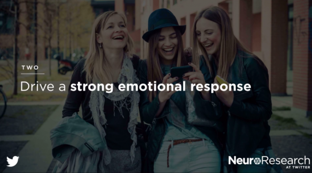 2. Drive a strong emotional response on Twitter for best results