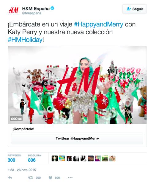 5 ideas para poner en marcha tu campaña de Navidad en Twitter.