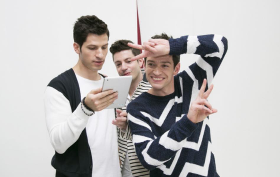 페리스코프로 생중계한 게릴라 팬미팅 - '내친구집'의 다니엘, 알베르토, 마크를 만나다