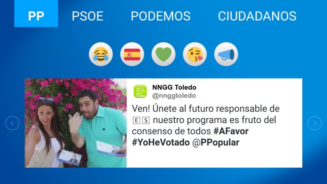 #26J: La jornada electoral se vive y comenta en directo