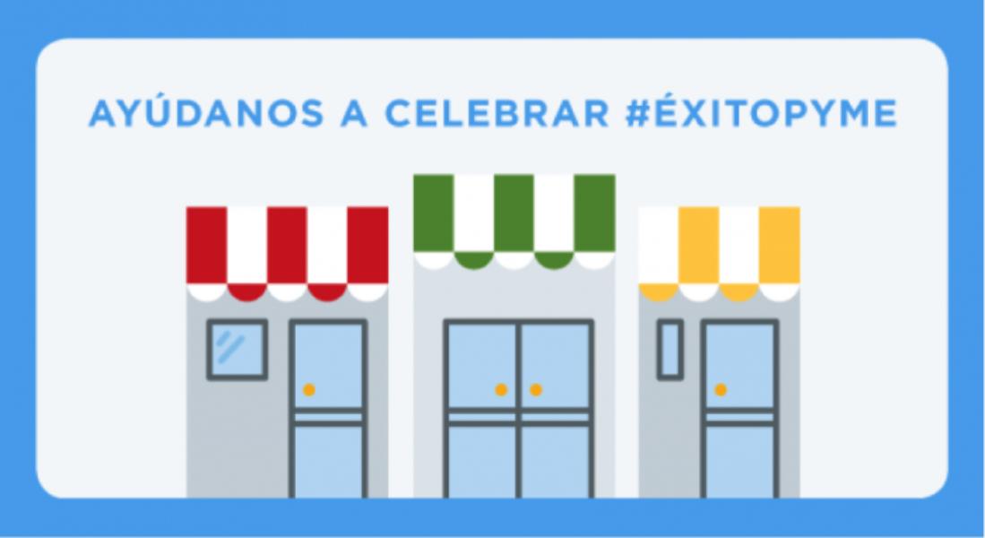 Ayúdanos a celebrar #ÉxitoPyme