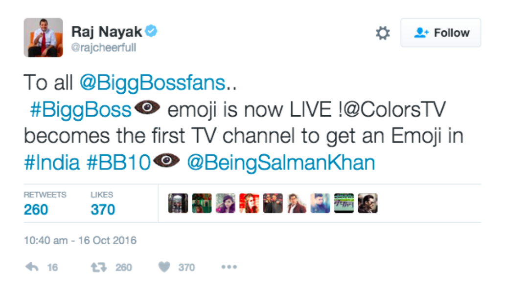 @BiggBoss Season 10 lights up Twitter with special emoji