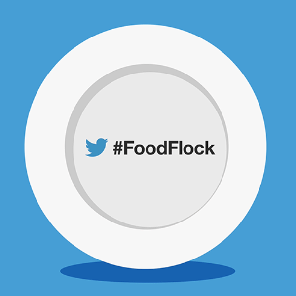 #FoodFlock: apresentamos o Twitter Food Council
