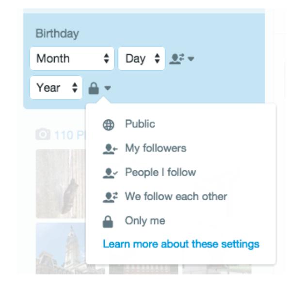 #HBD: Celebra tu cumpleaños en Twitter
