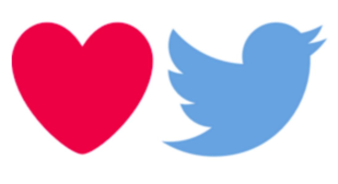 愛を込めて。Love, Twitter