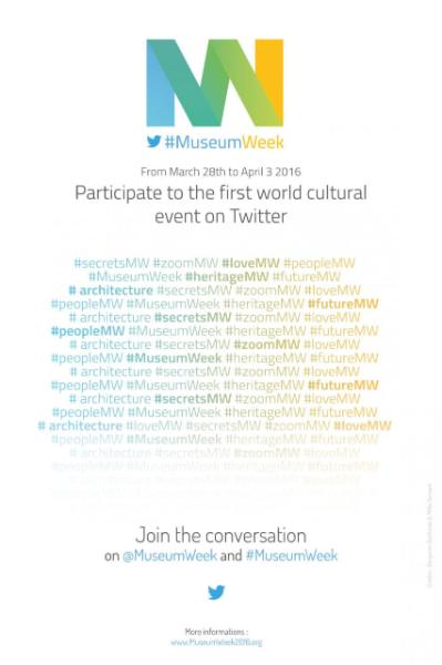 #MuseumWeek 2016 kicks off in Australia and around the world