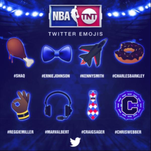#NBAAllStarTO en Twitter: Emojis, votación del MVP y mucho más