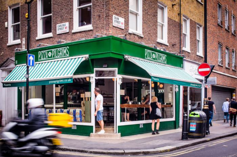 #RestaurantWeek: The @pizzapilgrims from Loyd Grossman to #anchoviegate