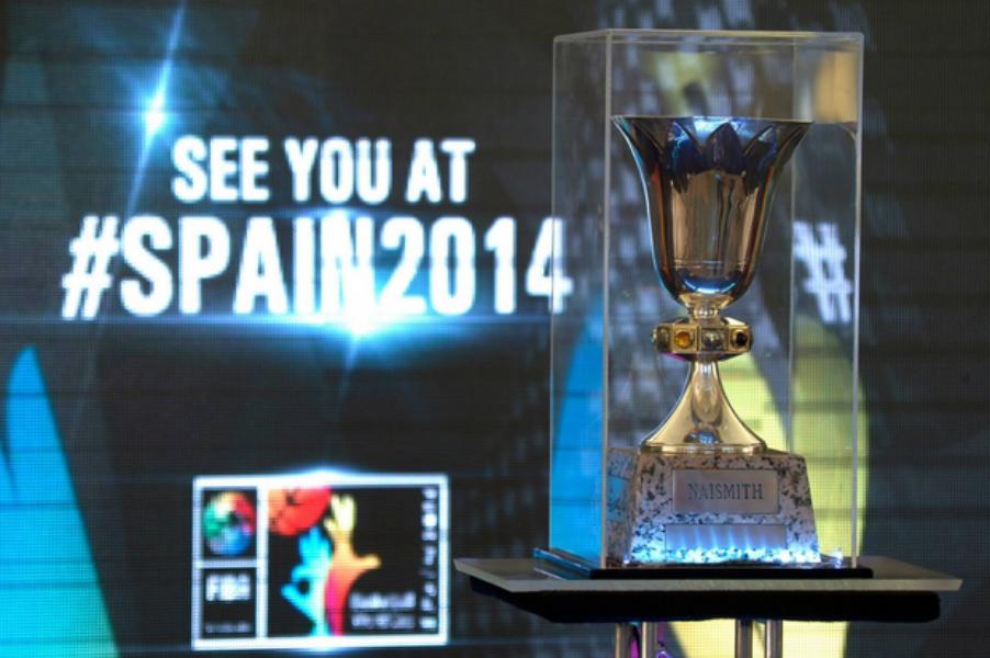 #Spain2014 - Suivez la Coupe du Monde de Basketball sur Twitter !