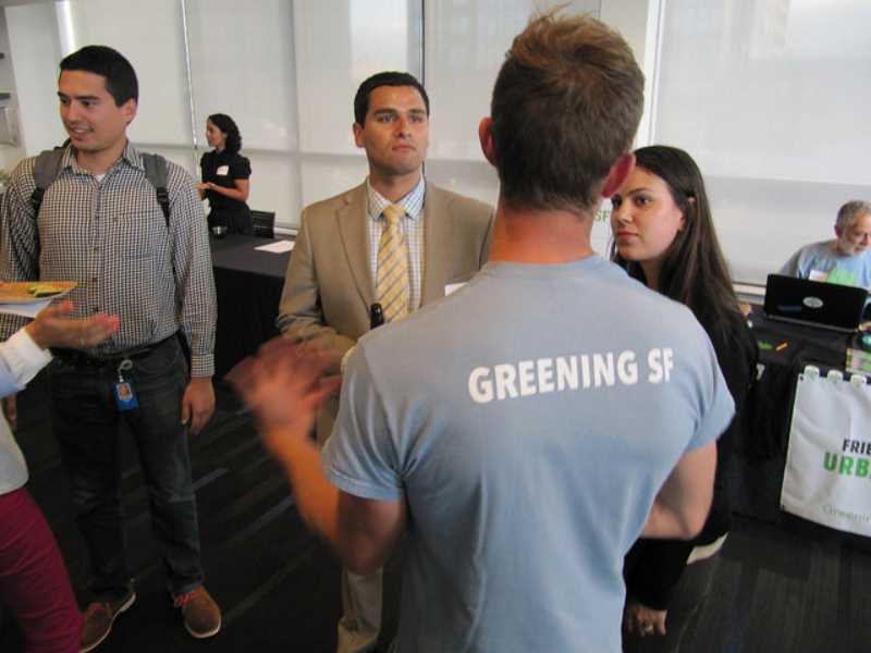 #TechPlantsSF campaign encourages tech companies to think green