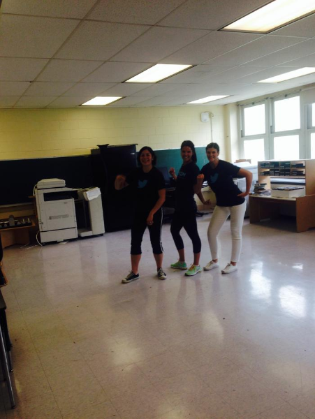#ThursdayForGood: volunteering at Faraday Elementary School in Chicago
