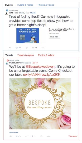 #TweetTip: Prácticas recomendadas para el perfil de Twitter