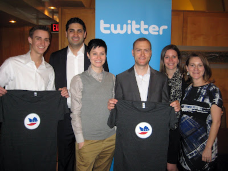 #TwitterDC event trends nationally