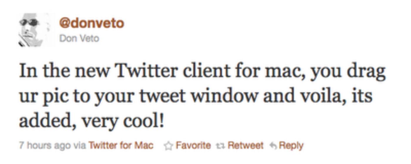 #TwitterTip