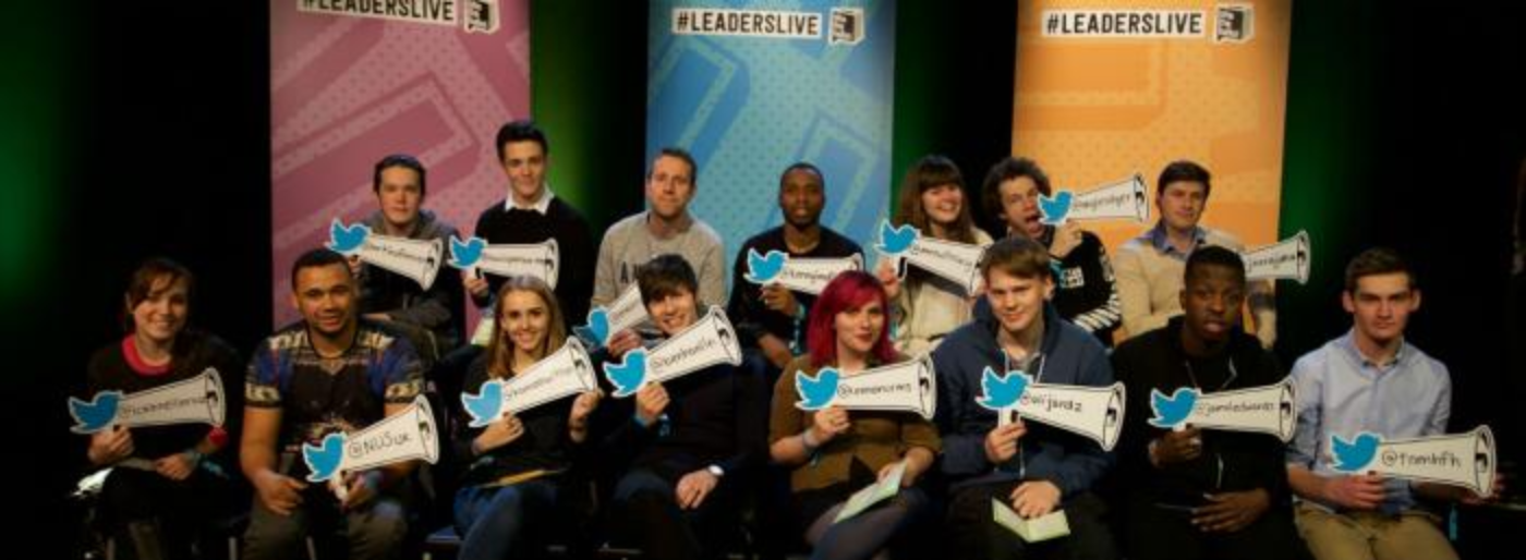 @UKIP join the #LeadersLive debates
