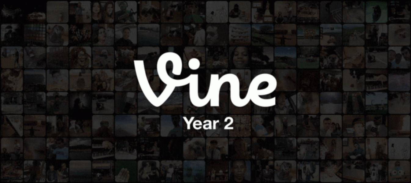 바인(Vine) 2주년: #VineYear2