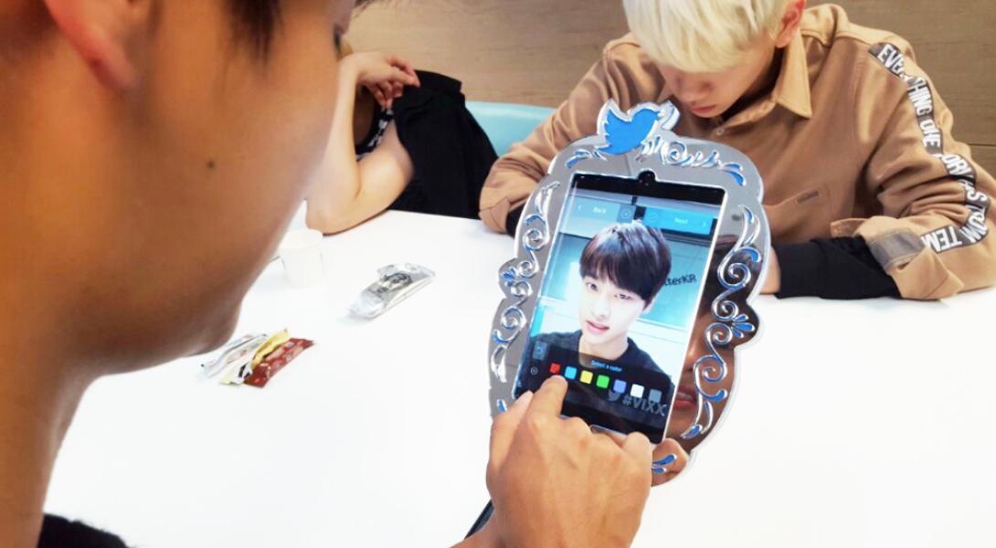 빅스(VIXX), Twitter 팬만을 위한 라이브 멘션 파티 진행