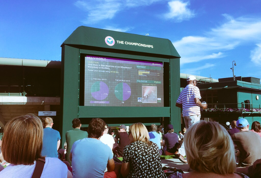 #Wimbledon 2015 a success