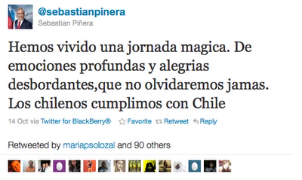 A Triumph for Chile
