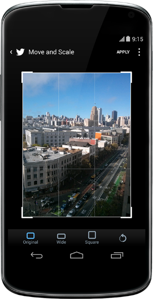 Android用の公式アプリをアップデートしました