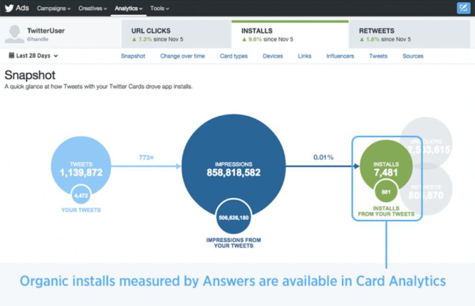 Answers: 無料のアプリインストール測定ツール
