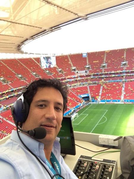 Antonio Casale se asocia con Twitter LatAm para comentar en vivo los partidos de la Selección Colombia en el #Mundial2014