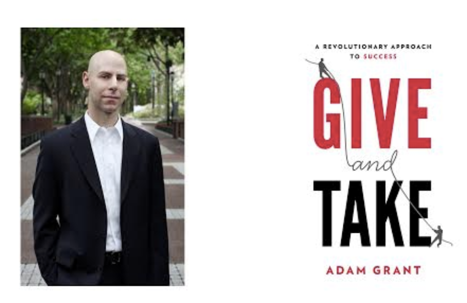 At the intersection of give and take