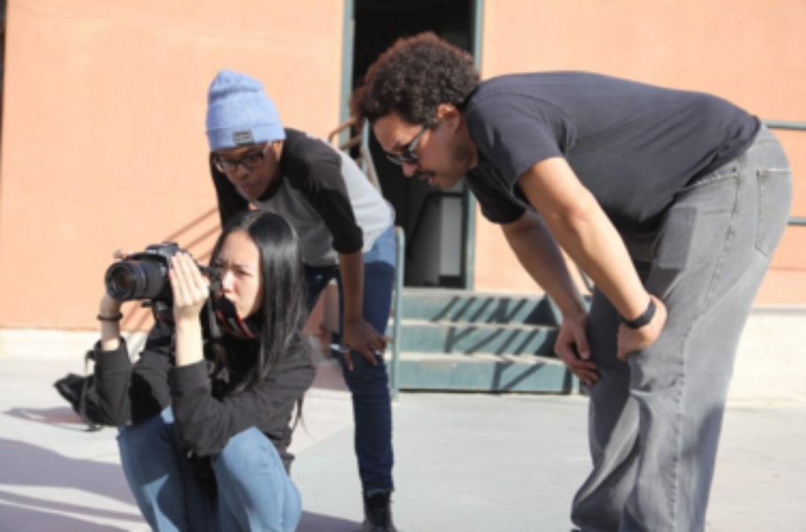 BAVC Fellows get to know the NeighborNest