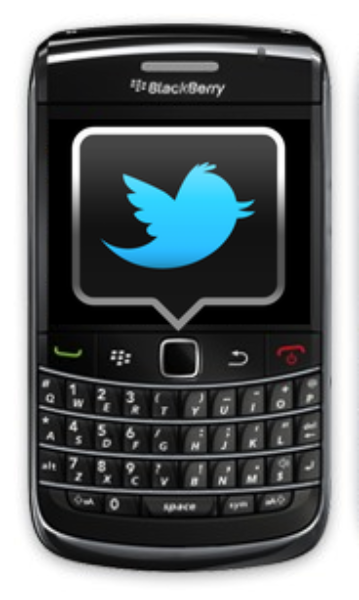Better connected: Twitter for BlackBerry