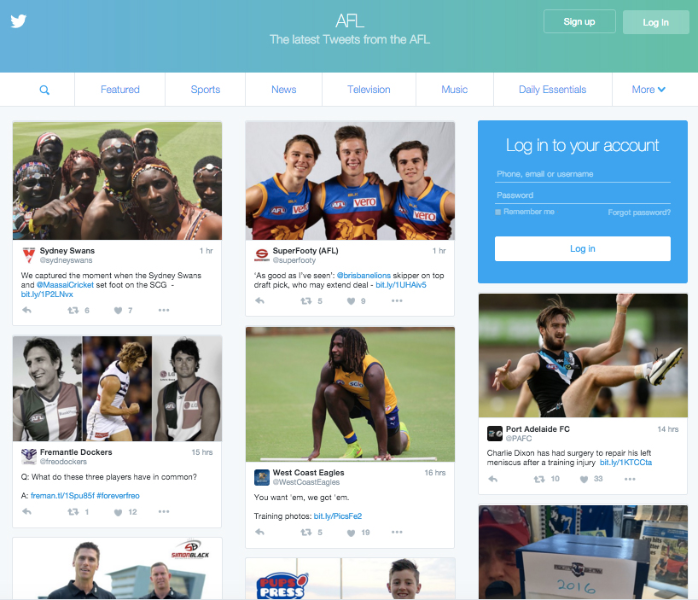 Bringing Tweets to more people in Australia and around the world