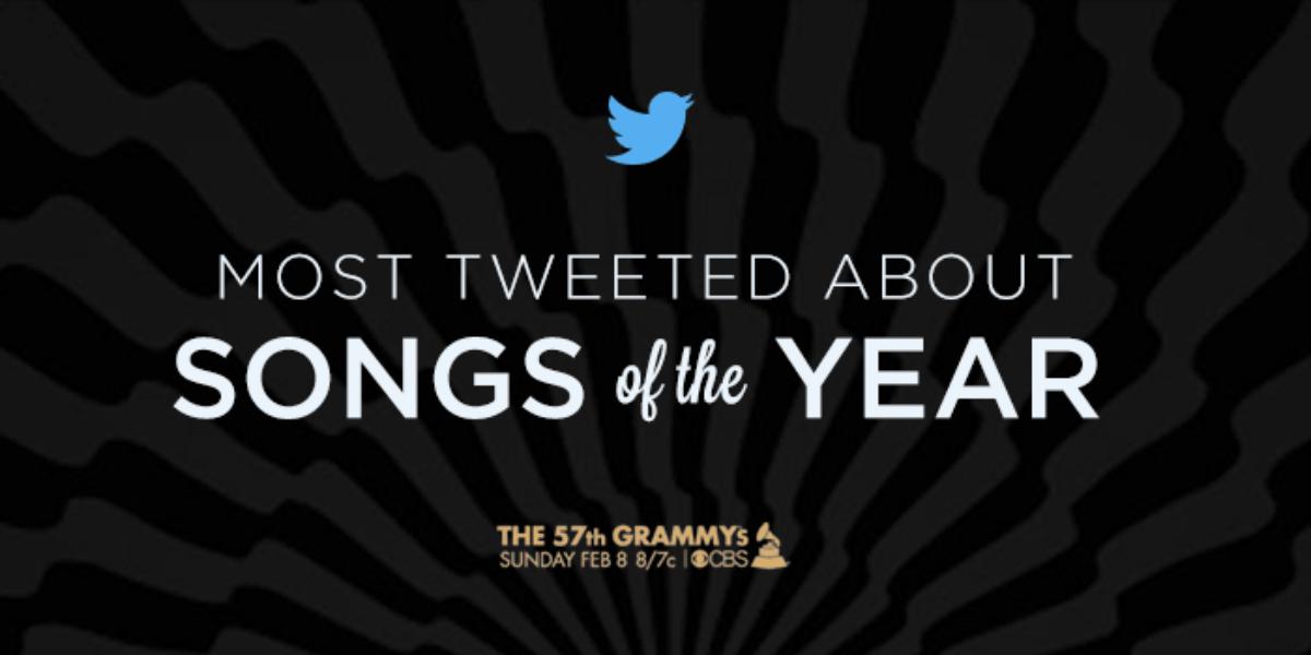 Celebra los #GRAMMYs 2015 en Twitter