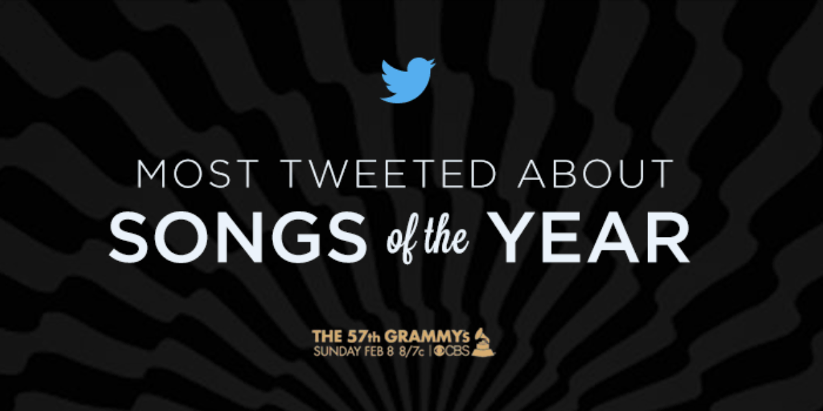 Celebrate the 2015 #GRAMMYs on Twitter