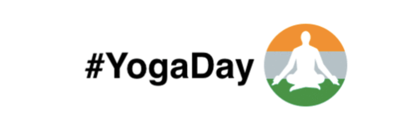 Celebrate the 2nd International Day of Yoga on Twitter