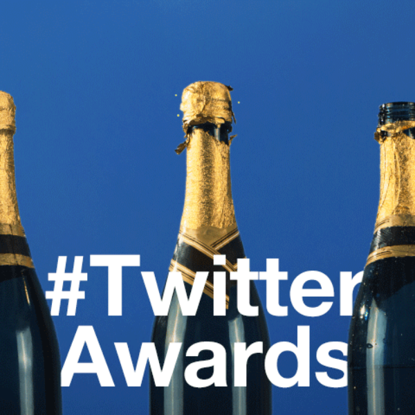 Celebrating amazing creativity - enter your campaign for the first annual Twitter Awards