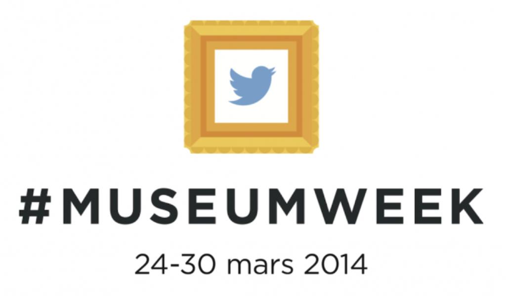 Comment suivre la première #MuseumWeek (24-30 mars)?