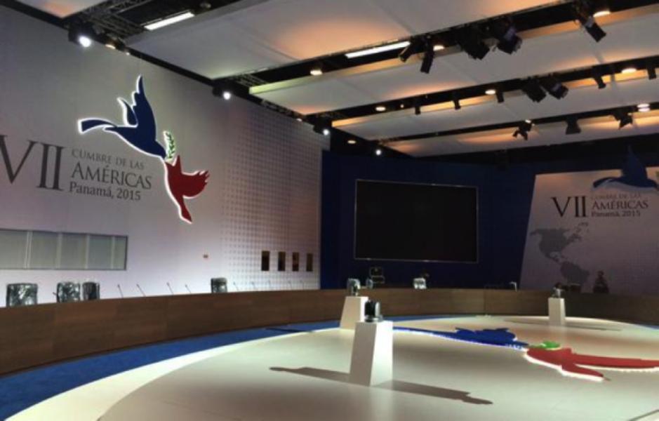 Conheça os bastidores no Twitter do sétimo Summit das Américas