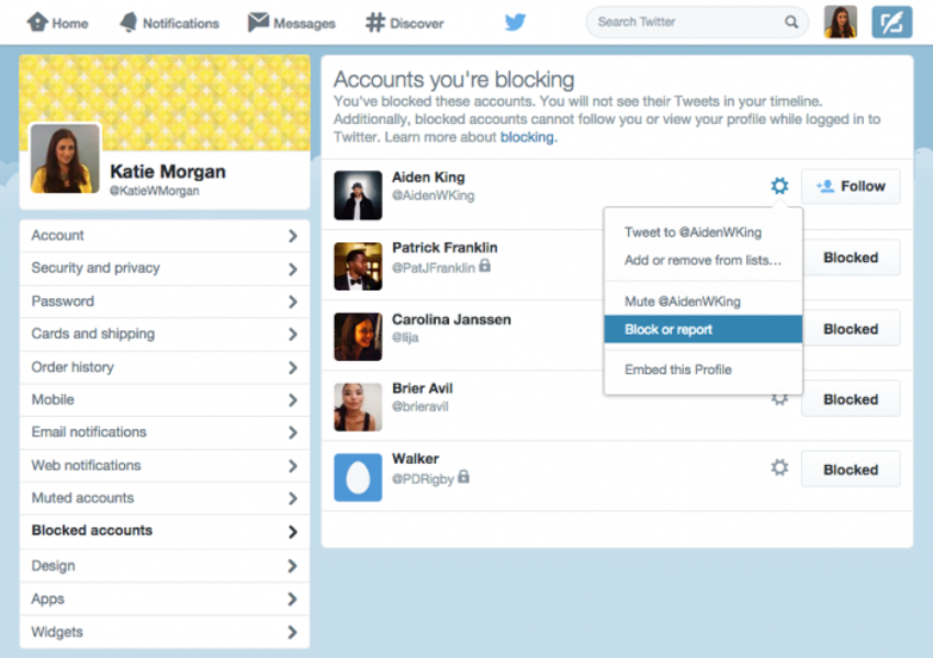 Construindo um Twitter mais seguro