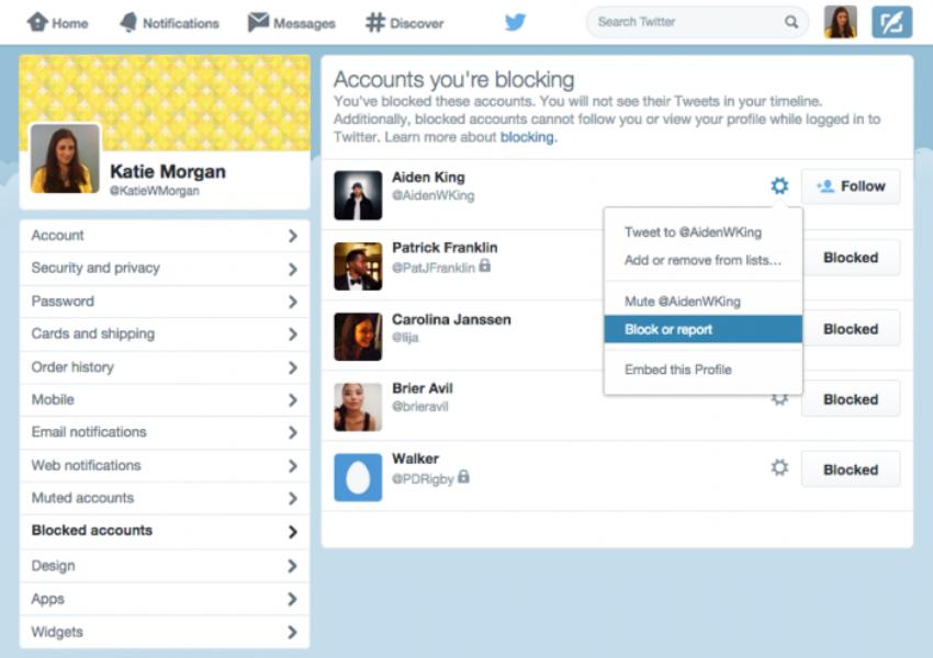 Construyendo un Twitter más seguro