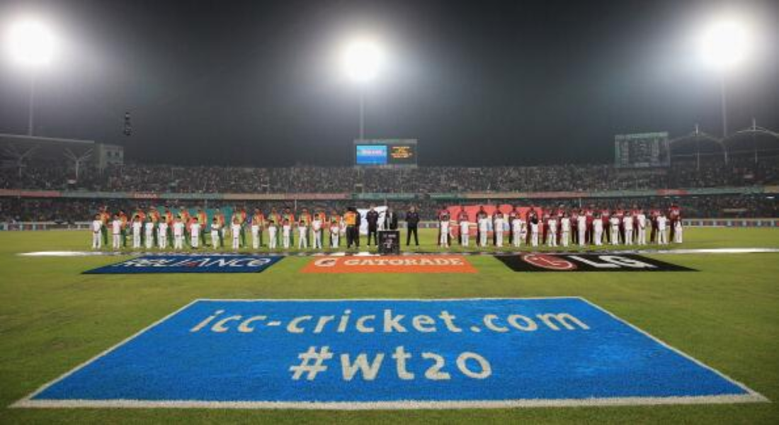 Cricket fans join the #wt20 party on Twitter