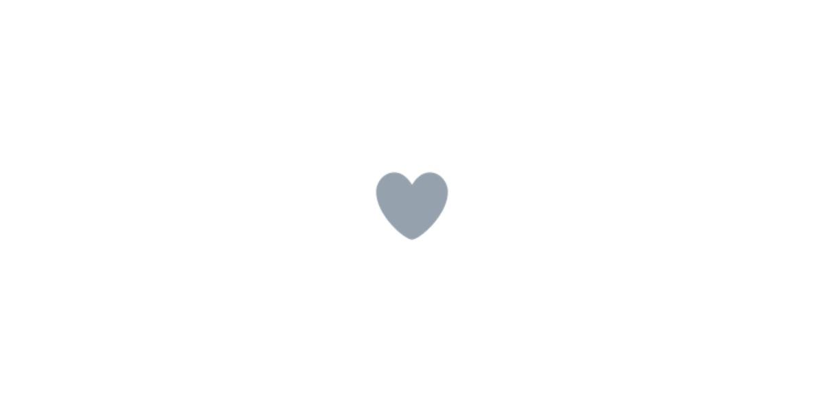 """Des """"coeurs"""" sur Twitter"""
