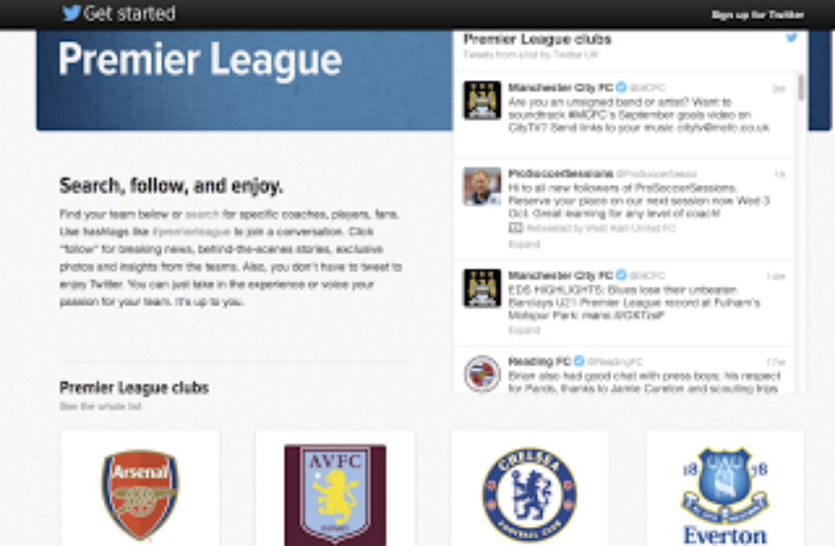 Discover the Premier League