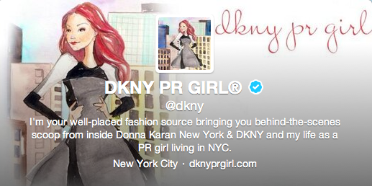 DKNY on Twitter