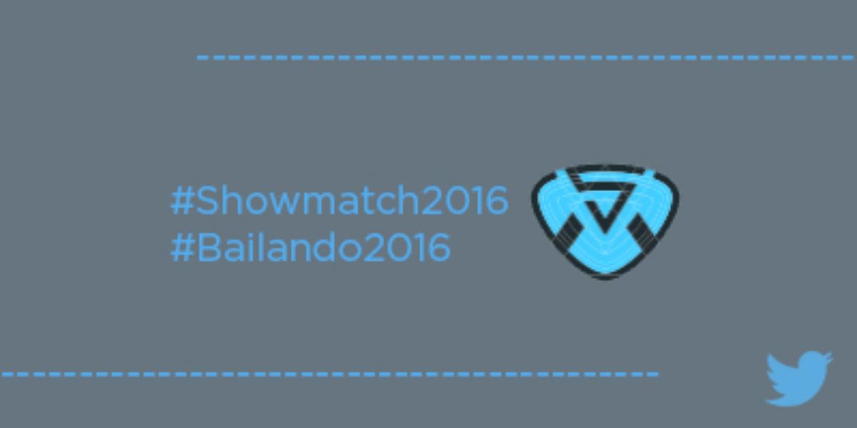 En Argentina, Showmatch por El Trece tendrá Twitter emoji