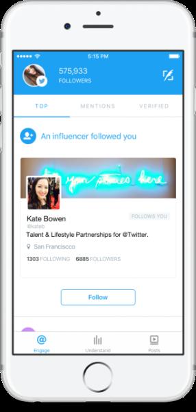 Engage Twitter Engage