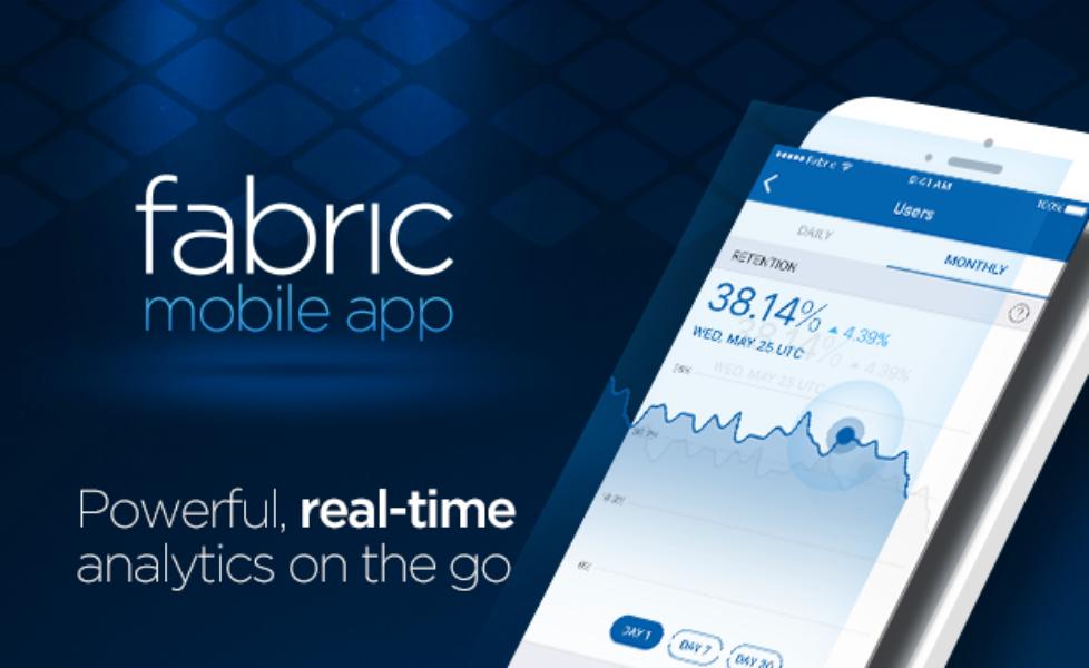 Fabricモバイルアプリがリアルタイム分析を実現