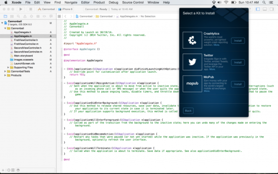 Fabric : des outils puissants et gratuits pour les développeurs mobile